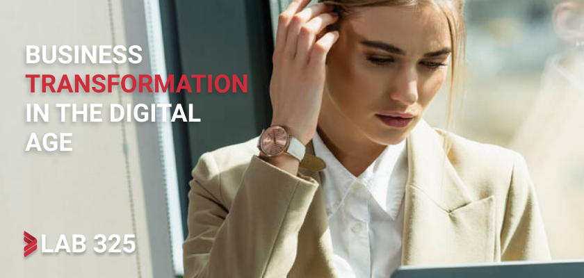 Business transformation in the digital age